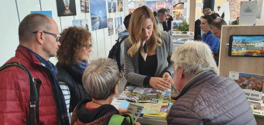 PARK PRIRODE ORJEN na sajmu turizma CMT u Štutgartu